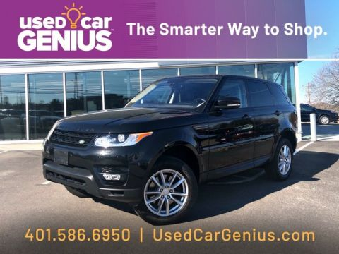 Used Land Rover Range Rover Sport West Warwick Ri
